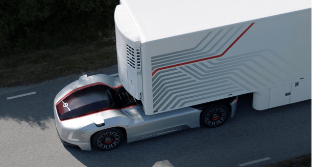Meet Vera – The All New Self-Driving Electric Truck From Volvo 2