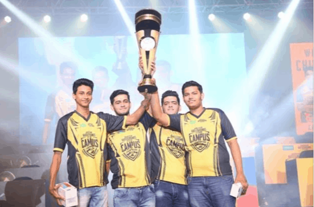 Guess Who Won the PUBG Mobile Campus Championship 2018? 1