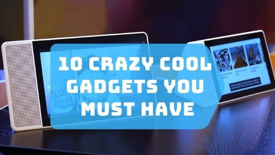 crazy cool gadgets on amazon