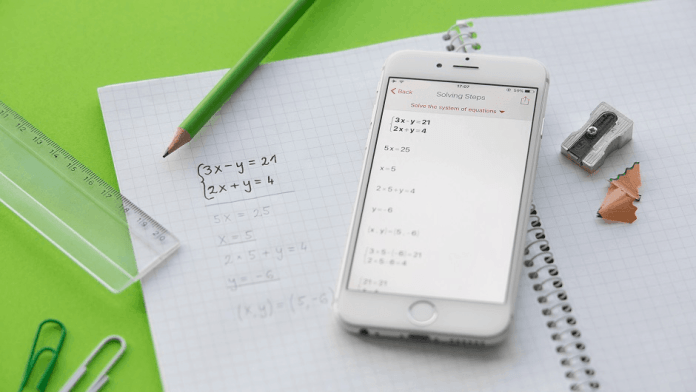 Top 3 Mobile Apps that Can Help You with Homework 1