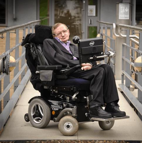 Stephen Hawking IQ 160