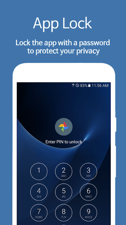 How to lock Files, Folder, and Apps with Your Fingerprint 5