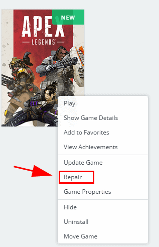 8 Working Solutions to Fix Apex Legends Crashing 4