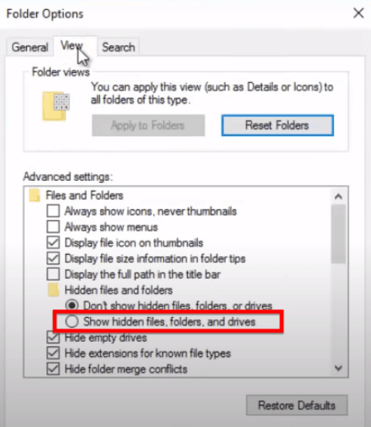 recover deleted chrome history