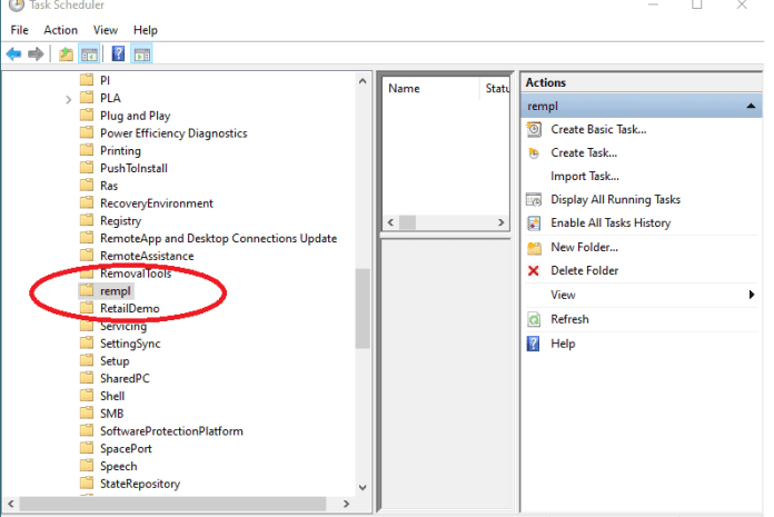 What Is the Rempl Folder in Windows 10. Should You Delete it? 1