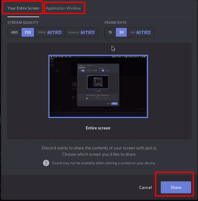 Explore The Most Awaited Discord Screen Share Feature 5