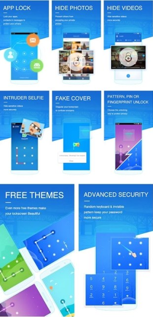 features of lockit