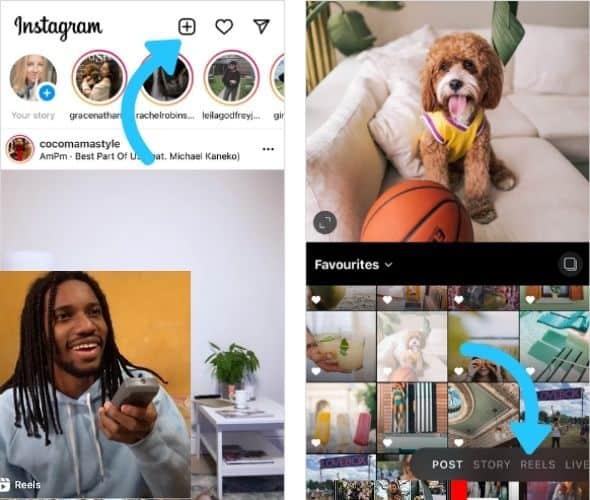 what is instagram reels