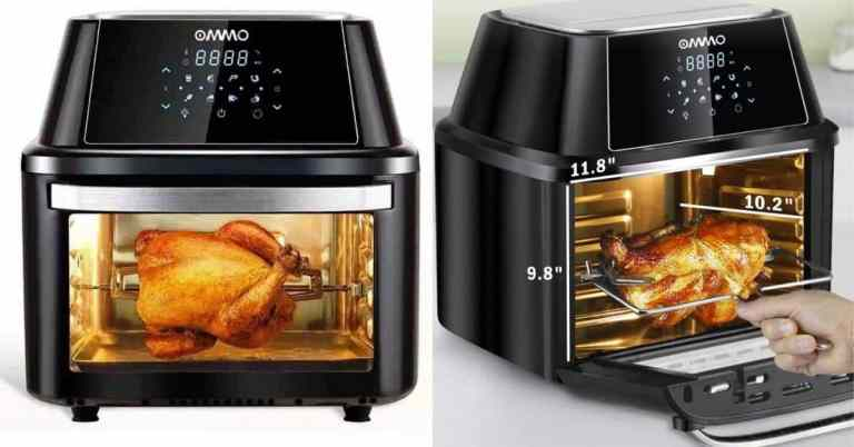 Best Ommo Air Fryer Oven 17qt Combo Reviews