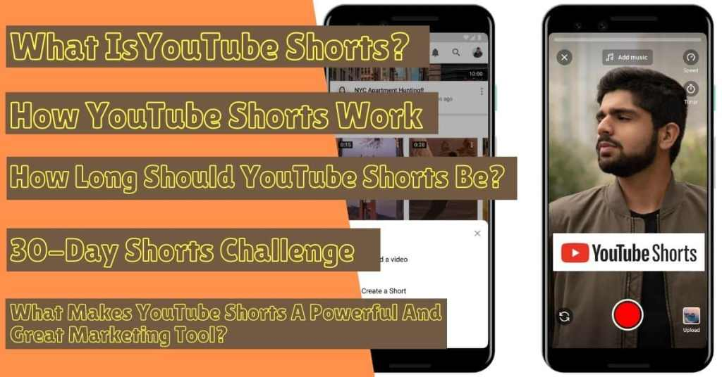 What Is Youtube Shorts & How To Make Them