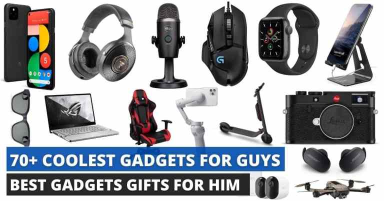 Coolest gadgets for guys