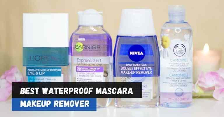 Best Waterproof Mascara Makeup Remover