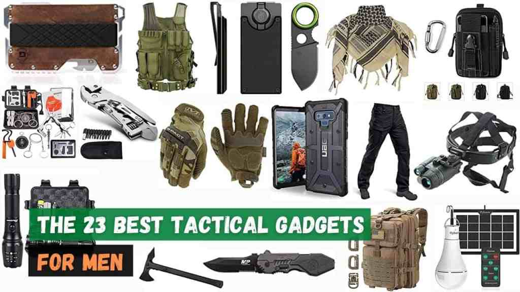 best tactical gadgets for guys 2021 in USA