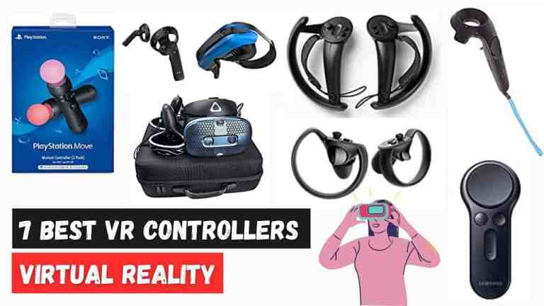 best vr controllers usa 2021