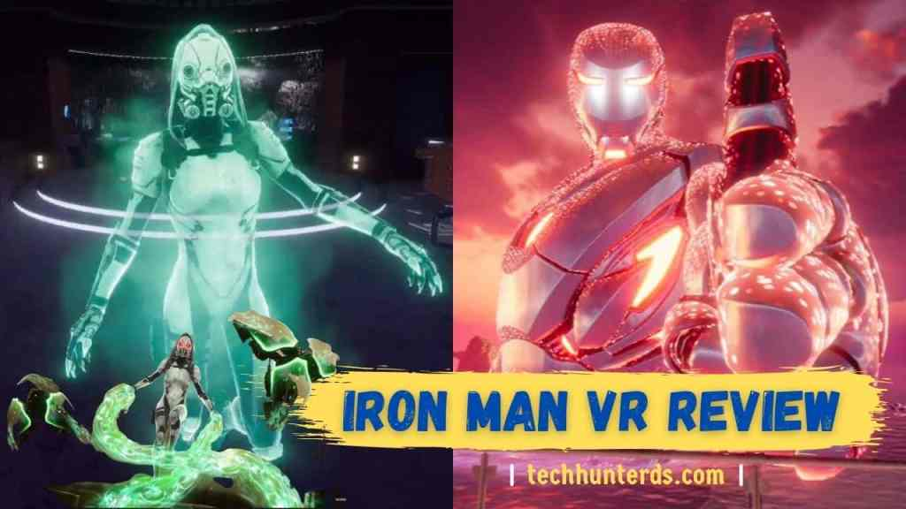 marvel iron man vr game review