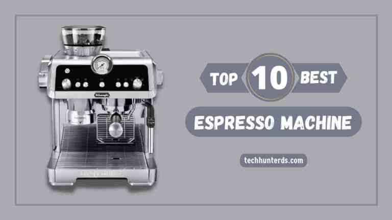 Professional Espresso Machine for Home Barista