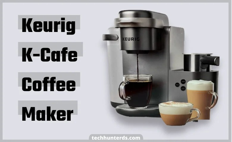 Keurig K-Cafe Latte, Cappuccino and Coffee Maker