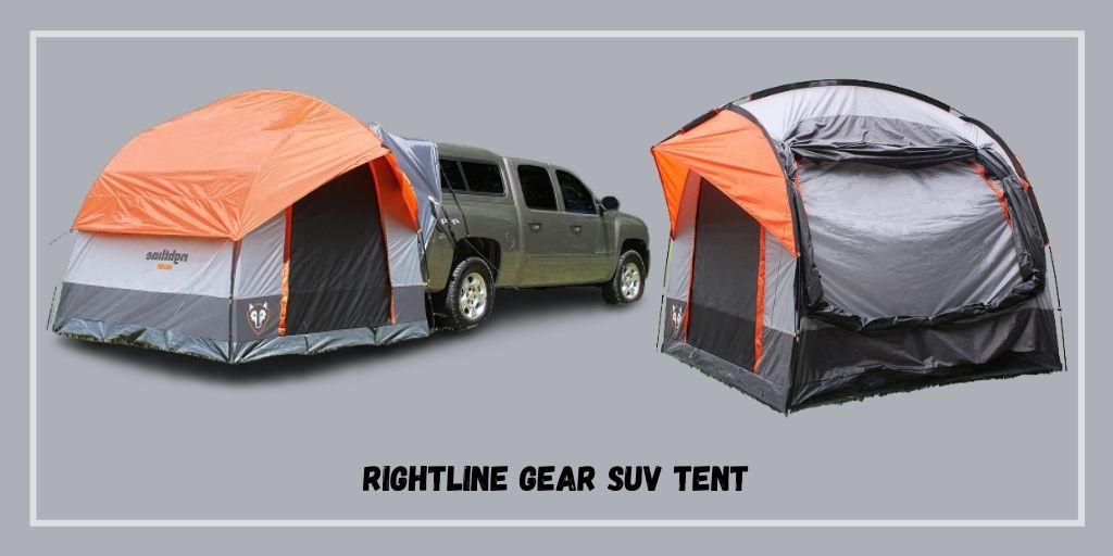 Rightline Gear SUV Tent USA 2021