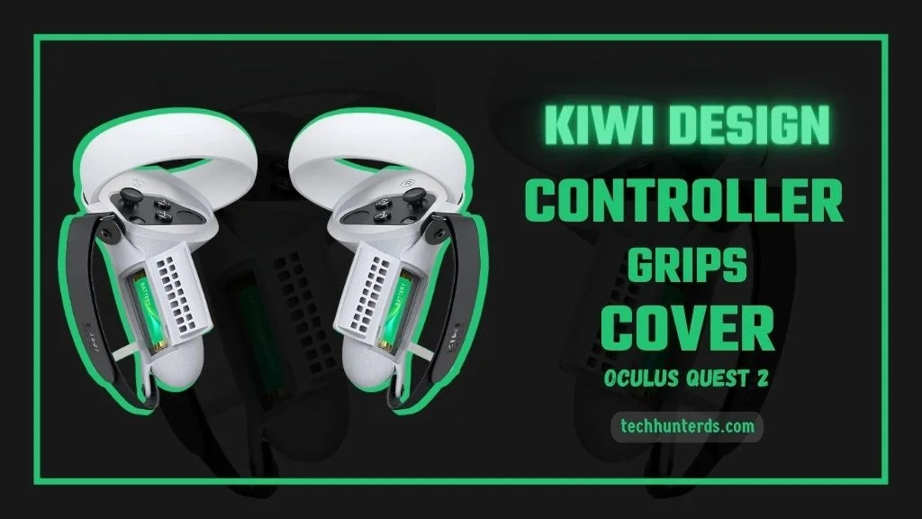Kiwi Design Controller Grips Cover for Oculus Quest 2