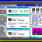 Facebook for the ZX Spectrum