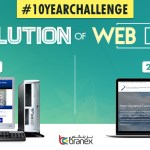 #10 Year Challenge – The Evolution of Web Design From 2009 to 2019 –