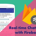 Building Real-time Android Chatroom With Firebase