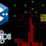 Creating A Text-Based Graphics Engine in C++ from Scratch in ReactOS