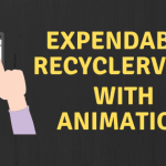 How to Make RecyclerView Items That Expand With Animation