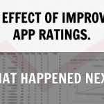 The Effect of Improving App Ratings. What happened next?