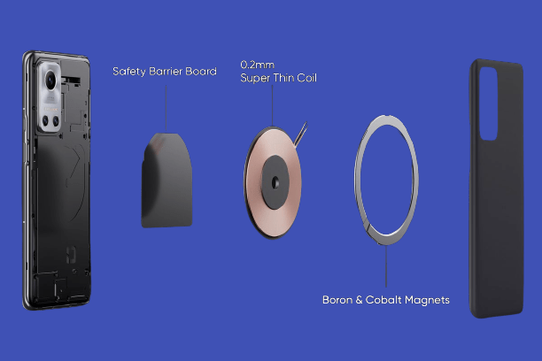 Realme MagDart wireless charger