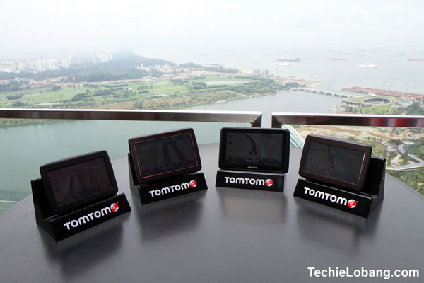 Riding the Limousine with TomTom Via 620 (Video) | TechieLobang