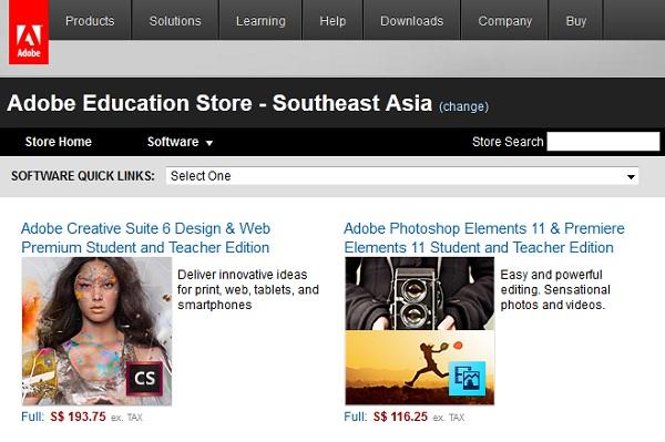 adobe-education-store