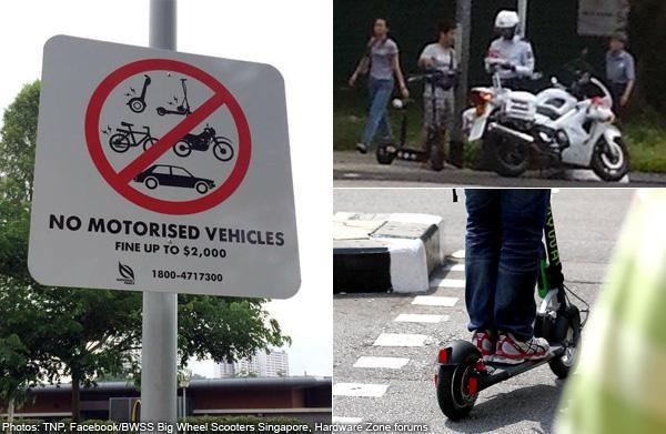 no-e-scooter