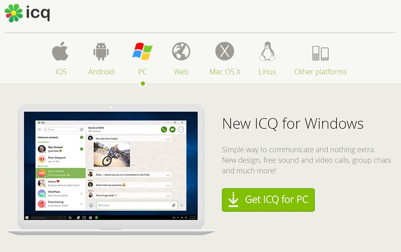 ICQ is Back and with More Features than Ever | TechieLobang