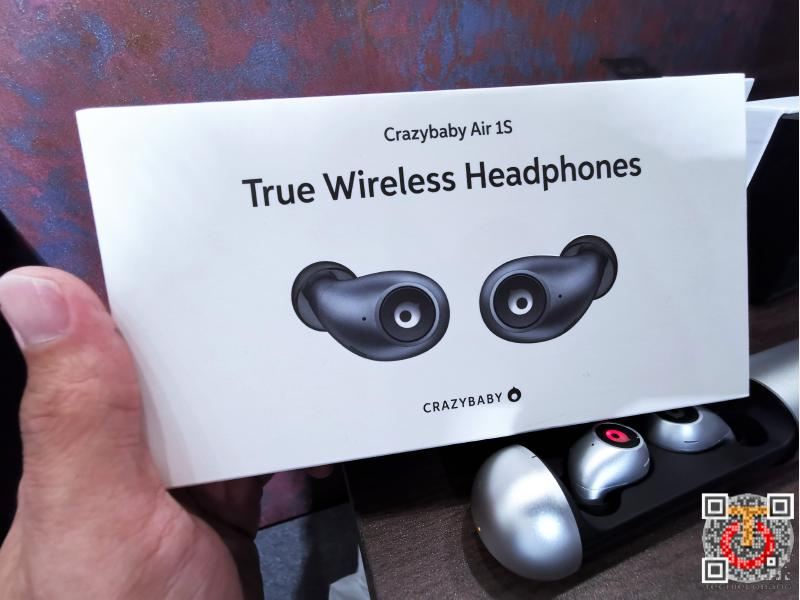 798204a97ba Crazybaby Air 1S Available in Singapore Now | TechieLobang