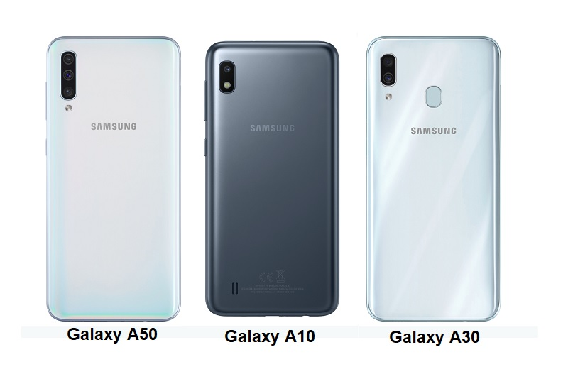 Samsung Affordable Galaxy A10 A30 And A50 Available In Singapore