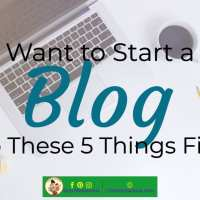 What to Do Before You Start a Blog