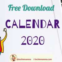 Ultimate Mompreneur 2020 Calendar Planning Guide