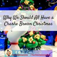 Why We Should All Have a Charlie Brown Christmas