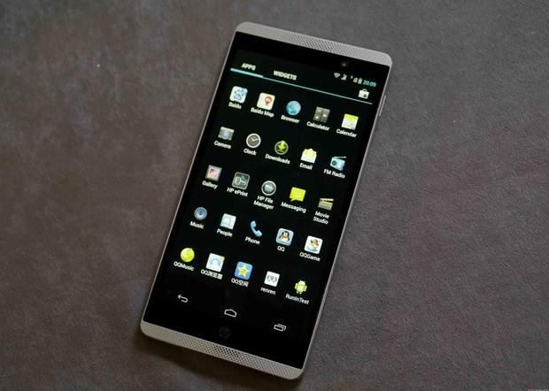 HP Slate 6 Voice Tab Specification