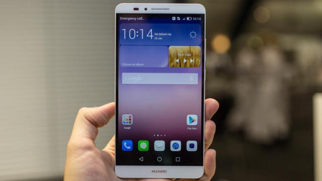Huawei Ascend Mate 7 Specifications