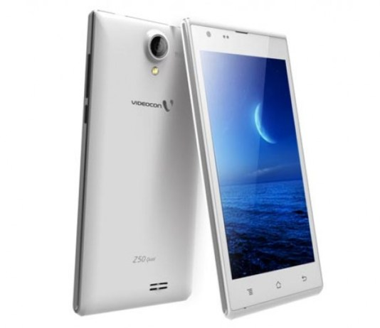 Videocon Infiuim Z50 Specifications
