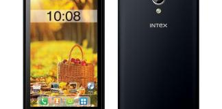 Intex Aqua 3G+ Specifications