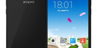 Zopo Focus Zp720 Specifications