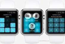 Apple Watch Letterpad