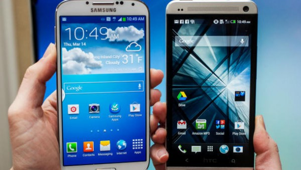 HTC Desire 816 vs Samsung Grand 2