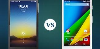 Xiaomi Mi3 vs Moto G(2014)