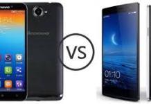 Lenovo P70 vs oppo 3000 comparison