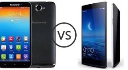 Lenovo P70 vs oppo 3000 comparison