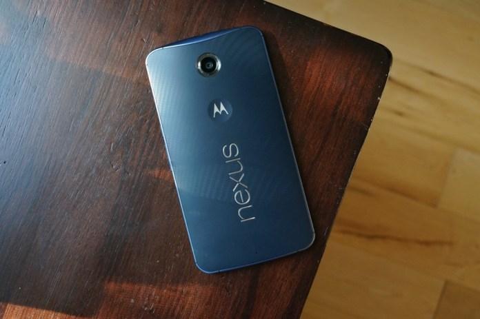 How to take ScreenShot on Nexus 6